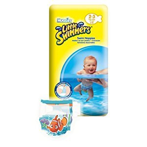 36 pañales de natación desechables de Huggies Little Swimmers para pañales pequeños, 3 - 8 kg, talla 2 - 3 (12 pantalones x 3 paquetes): Amazon.es: Bebé