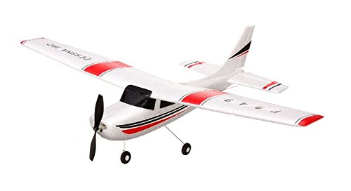 82 Remote Control 3ch Fixed Wing Drone Plane Rc Toys Airplane Aircraft ()