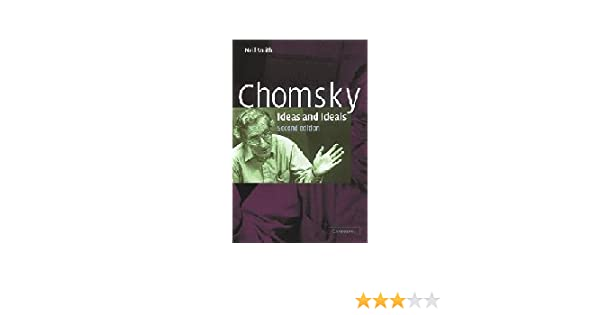 Amazon Chomsky Ideas And Ideals 9780521546881 Neil Smith Books