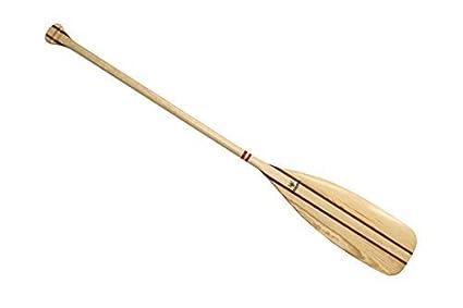 Polport Wooden Canoe Paddle Pine Mahogany 150cm 1500mm 59inch