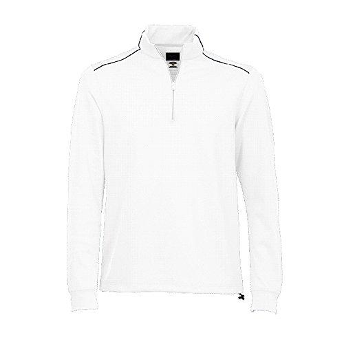 1/4 Zip Microfiber Pullover - 3