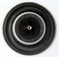 Replacement Diaphragm for ALL Irritrol/Richdel 2400 & 2600 Valves by Richdel Irritrol