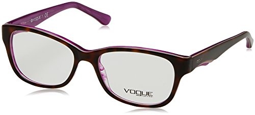 Vogue VO2814 Eyeglasses-2019 Top Havana Violet - Eyeglass Vogue