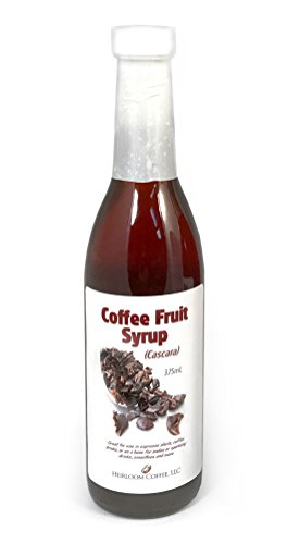 Cascara Brewable Coffee Fruit (375 mL Syrup)