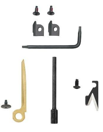 Leatherman 930374 Mut Tool Black Accessory Kit, Outdoor Stuffs