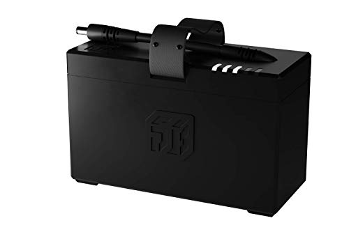 BATTERYBOKS 2 - Rechargeable Military Grade Battery for SOUNDBOKS 2 (40h Average Battery Life, Rechargeable in 4h, LED Charge Indicator) -