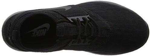 Sneaker Giovanile Nike Womens, Nero / Bianco / Nero, 10,5 B Us