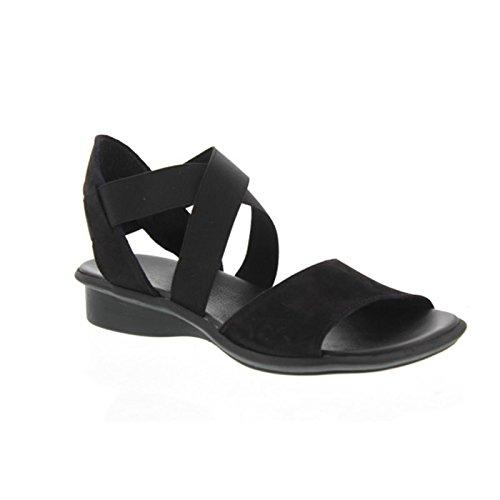 Arche Women's Satia Sandal, Noir, Size - 39