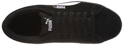 Puma Plus puma Basses Black Noir Mixte Urban Adulte Sneakers White puma Sd x1xwv