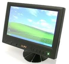 Lilliput 8'' 869gl-80np/c/t High Brightness LCD Screen Car Monitor with Hdmi DVI Av VGA By Viviteq