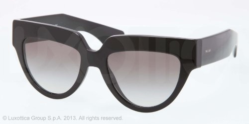 b4751072e994 Image Unavailable. Image not available for. Colour  Prada Women s Mod. 29Ps  Sole Cateye Sunglasses ...