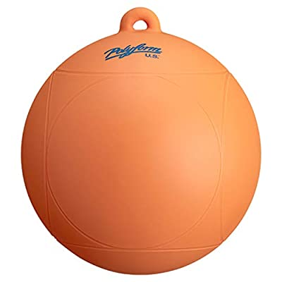 polyform Orange 96857540 WS Series Water Ski Buoy-8