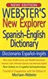 Webster's New Explorer Spanish-English Dictionary, Merriam-Webster, 1596950005