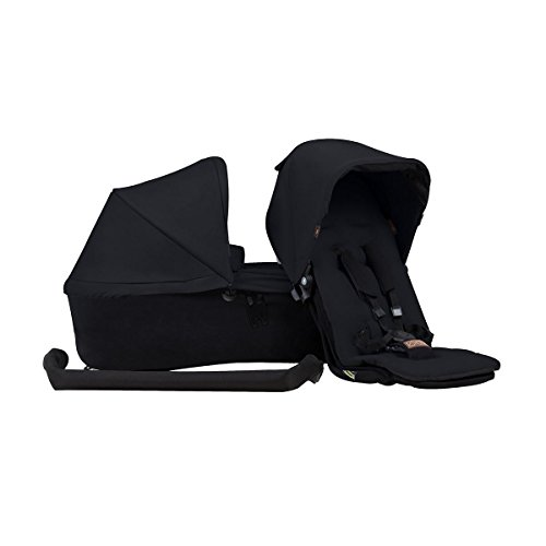 - Mountain Buggy Duet 3.0 Family Pack in Black