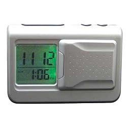 Harris Communications Shake N Lite Vibrating Travel Alarm Clock