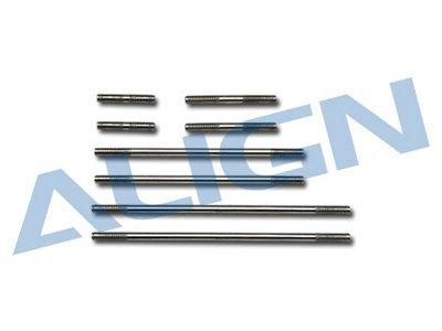Align 700 Main Blade Linkage Rods AGNHN7063