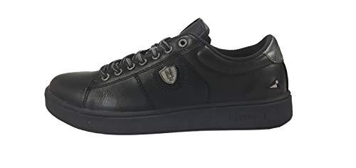 Memory Fondo Navigare Plantare Man Foam 8016 Gomma Nero Uomo Sneakers Scarpa Casual 4RqSZ