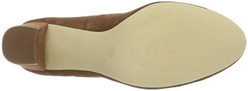 Bianco Damen Suede Pump 24-48624 Pumps Braun (Light Brown/24)