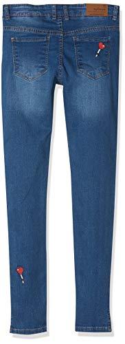 000 para Vaqueros Niñas Medium Blue Azul Denim Zippy SFw50q45