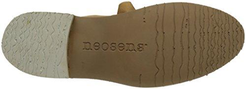Neosens S926 Restored Skin Wood Albilla, Scarpe Stringate Basse Derby Donna Beige (Wood)