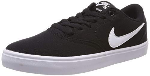 Cnvs Nike Platinum Pure White Scarpe Skateboard Wmns Multicolore Donna Solar black 010 Check Sb Da r1pHI1