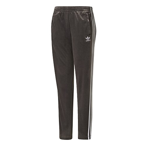 - adidas Originals Bottoms Big Boys' Kids 3 Stripe Pants, Utility Black/White, X-Large