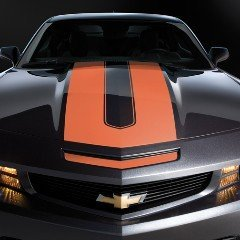 Genuine GM Accessories 20990190 'Synergy Stripes' Decal ()