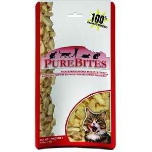 PureBites Cat Treats – Chicken Breast .60 ounce, My Pet Supplies