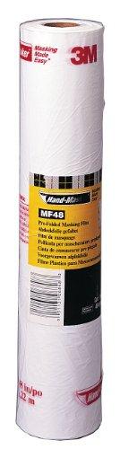3M MF48 Hand-Masker Pre-Folded Masking Film, 48
