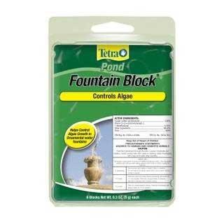 6CT Pond Algae Block by POND ANTI-ALGAE BLOCKS FOR FOUNTAINS 4PK