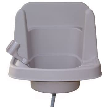 Amazon.com : Riverstone Outdoor Sink Large : Greenhouses