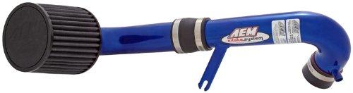 AEM 22-501B Blue Short Ram Intake - Cold Air Civic Aem Intake
