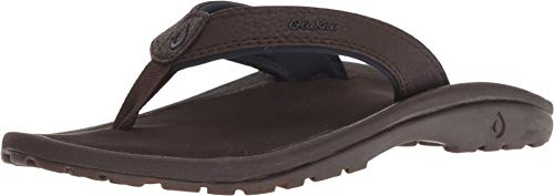 OLUKAI Kids Baby Boy's 'Ohana 2 (Toddler/Little Kid/Big Kid) Dark Java/Navy 2-3 M US Little Kid (Ohana Olukai Men's Sandal)
