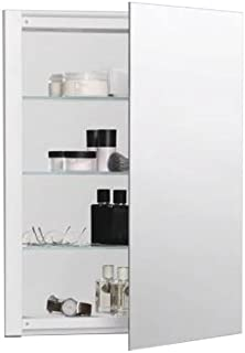robern r3series plain mirror medicine cabinet - Robern Medicine Cabinet