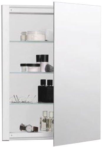Robern CB-RC2026D4FP1 R3-Series Plain Mirror Medicine Cabinet from Robern