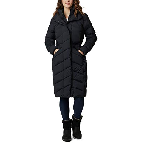 Columbia Womens Ember Springs Long Down Jacket
