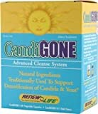 CandiGone Cleanse Kit Brand: Renew Life