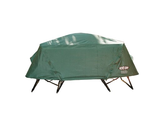Kamp-Rite Tent Cot Double Rainfly (Green), Outdoor Stuffs