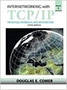 By Douglas E. Comer - Internetworking With TCP/IP, Volume 1: 5th (fifth) Edition Book Pdf