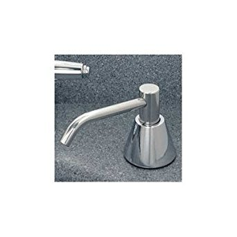 ASI 0332-CD Lavatory Mounted All Purpose Soap Dispenser with 6-Inch Spout, 20 oz.