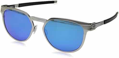 d31c3764526 Oakley Diecutter Non-Polarized Iridium Round Sunglasses