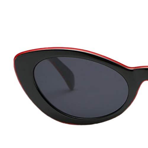 Cateye Couleur Homme de UV Soleil DOLITY 06 D Transparent Lentille de Soleil Lunettes 8 Protection Lunettes Couleur Femme UV400 waRqB0