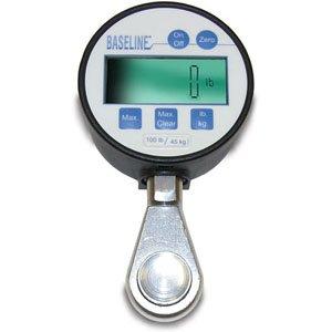 Hydraulic Pinch Gauges - 100 lbs. (45 kg) Digital (Digital Hydraulic Pinch Gauge)