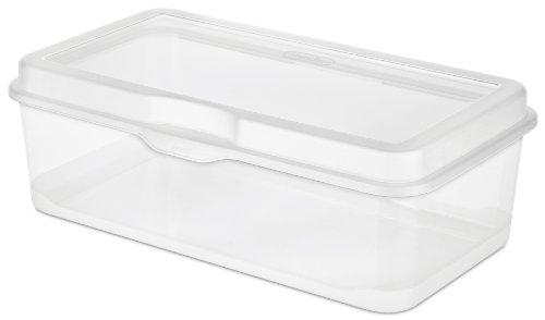 Box Storage Flip 13x7.6x5