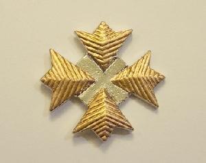 [Star Trek 2 Rear Admiral Rank Pin] (Rear Admiral Costume)