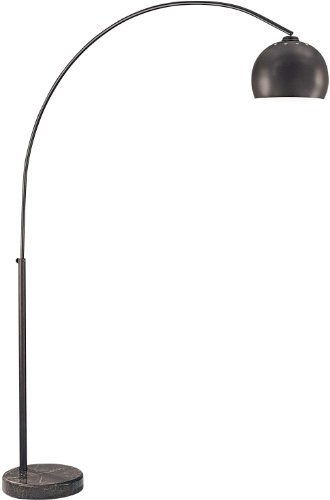 Awesome George Kovacs P053 615B, Georgeu0027s Reading Room, Arc Floor Lamp, Black   Bronze  Arc Lamp   Amazon.com