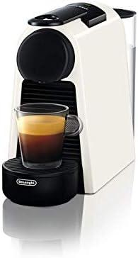 Nespresso Essenza Mini DeLonghi EN85W Kapselmaschine weiss Kaffeemaschine NEU