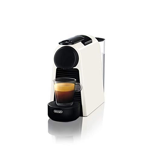 Nespresso Essenza Mini EN 85.W Cafetera de cápsulas compacta ...