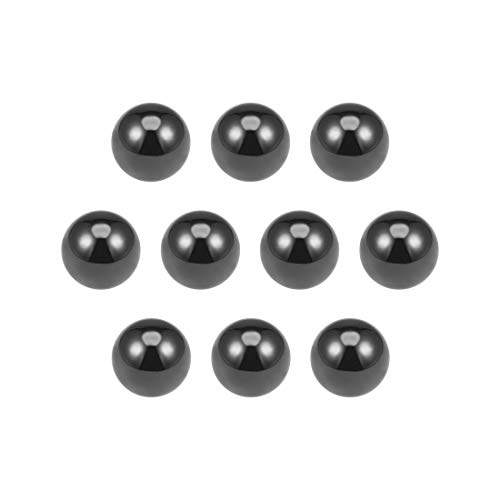 (uxcell 3.5mm Ceramic Bearing Balls, Si3N4 Silicon Nitride Ball G5 Precision 10pcs )