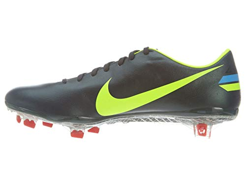 best service d586f 3b6a6 Nike Mercurial Vapor VIII FG - (Seaweed Solar Red Volt) (6.5)